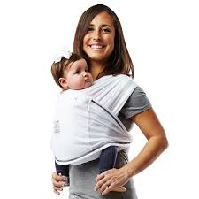 Baby K'tan ACTIVE Baby Carrier in White - X-small - Walmart.com