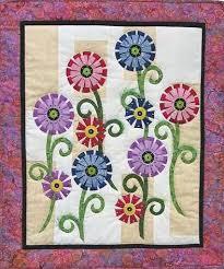 Applique Quilt Patterns Flowers 17 best images about quilt ... & Applique Quilt Patterns Flowers 17 best images about quilt patterns on  pinterest seasons cats Adamdwight.com