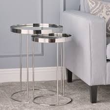 mirror glass table. mirror glass table