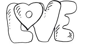 Fire Girl Heart Coloring Pages Print Coloring