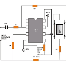 12 voltmeter wiring diagram auto electrical wiring diagram 12 volt voltmeter wiring diagram