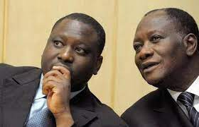 Alassane Ouattara et Soro Guillaume, Divorce inévitable en Côte-d'Ivoire -  Connectionivoirienne.net