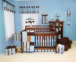 personalized piece crib bedding set blue b on personalized baby bedding sets custom girl crib