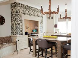 Wallpaper Designs For Kitchens Inexpensive Kitchen Backsplash Ideas Pictures From Hgtv Hgtv