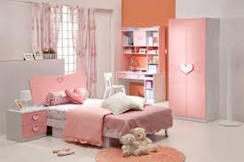 ... Interactive Bedroom Decoration Design Ideas In My Kids Space Furniture  Interior : Modern Pink Theme Girls ...