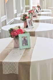 decoration wedding ideas a rustic burlap table runner you will love diy reception tablecloths