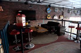 man cave garage. Beautiful Man Man Caves No Longer Just An Inhome Sanctuary But Awayfromhome  Storage Unit U2013 The Denver Post Intended Cave Garage