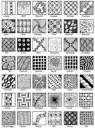 Zentangle Pattern Ideas Extraordinary Zentangles Holaklonecco