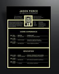 10 Fresh Free & Premium Resume (Cv) Template Design & Cover Letter ...