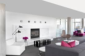Sky @ MidCity Lofts contemporary-living-room