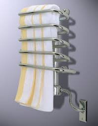 Wesaunard Boz Roqoqo 177 Wall Mount Electric Towel Warmer