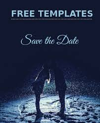 downloadable save the date templates free 5 save the date card editable templates for free