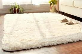 soft fluffy rugs anti skid gy rug dining room home bedroom carpet