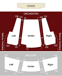 Proscenium Main Stage Burnsville Mn Seating Chart