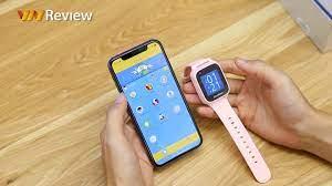 Đồng Hồ Định Vị, Đồng Hồ Điện Thoại, Đồng Hồ Thông Minh DigiWatch - Đồng hồ  định vị Abardeen V3 gọi video 4G, giám sát trẻ em, chống nước IP67.