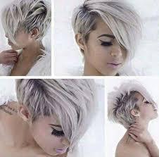 Cheveux Gris Court Femme Fb69 Jornalagora