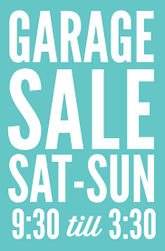 sale signs printable printable garage sale signs and tips