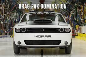 New 2015 Dodge Challenger Drag Pak Offers Supercharged Hemi Option ...