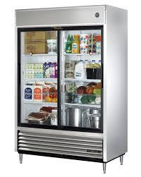 True Double Door Undercounter Refrigerator • Double Door Ideas