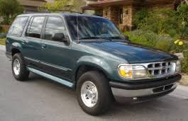 2002 Ford Explorer Tire Size Chart Ford Explorer Specs Of Wheel Sizes Tires Pcd Offset And