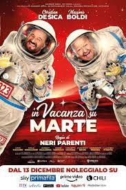 Un Natale su Marte Movie. How To Watch Streaming Online & Reviews