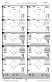 Baseball Hitting Charts Printable Baseball Hitting Charts Printable 8 Pitching Chart