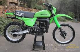 kawasaki kdx 400 enduro vintage motocross dirt bike