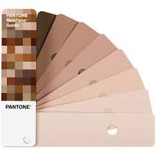 Pantone Bread Ton Skin Tone Guide Colorings Book