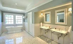 Nice Bathroom Half Wall Tile Ideas 9 With Tiles On Images Pictures Of Painted  Shelves Targe . Bathroom Half Wall Tile Height Stickers .