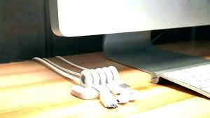 cord management ideas desk cable office with wire ti