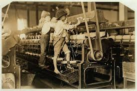 facts on the industrial revolution owlcation children at work in a mill in child labor often long hours