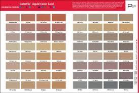 Decorative Concrete Color Charts Sealant Depot Resources