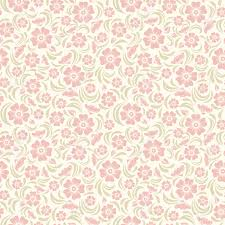 Floral Pattern Cool Seamless Vintage Floral Pattern Vector Illustration Royalty Free