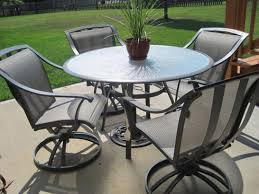 outstanding patio furniture round table set dining outdoor hampton bay 6 chair patio set 6 chair