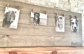 rustic wood picture frames. Rustic Wood Picture Frames Wooden Frame Clothespin