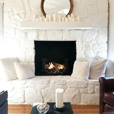 stone fireplace painted white pin by on abode home improvement inspiration white chalk paint white chalk