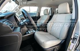 car seat toyota 4runner car seat covers leather interiors single tone frost interior 2007 toyota 4runner