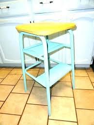 cosco step stool chair antique step stools retro kitchen step stool or fabulous retro kitchen step cosco step stool chair