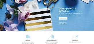 create wedding invitation website free beautiful 7 free wedding guest list templateanagers of create