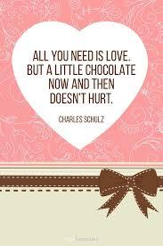 Chocolate Love Quotes Interesting Chocolate Love Quote Lovequotes Love Chocolate Chocolate Help