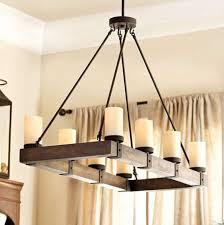 delightful arturo 8 light rectangular chandelier arturo 8 light rectangular chandelier rustic large version