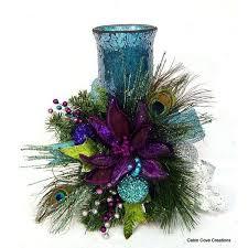 best 25 christmas floral designs ideas