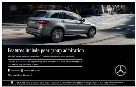 We deal in used bmw, audi, mercedes benz,. Mercedes Car Feature Includes Peer Group Admiration Ad Advert Gallery