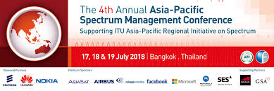 The 4th Annual Asia Pacific Spectrum Management Conference