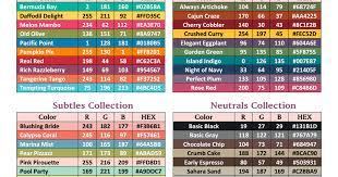 Rgb Hex Color Codes 2017 2018 Pdf Hex Color Codes
