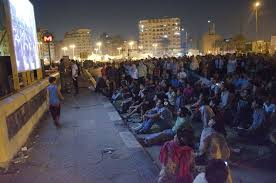 archiving a revolution in the digital age archiving as an act of  tahrir cinema tahrir square cairo sit in 2011