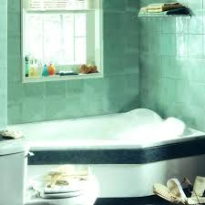 contemporary corner bath tub with whirlpool system 60 x 42 bathtub sterling