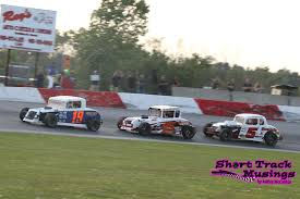 T.J. Marshall and Mike Podd Tie for Overall CVM Doc Roper Victory at  Flamboro Speedway – Short Track Musings