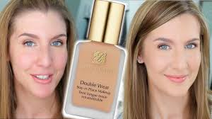 How to Apply <b>Estee Lauder Double</b> Wear WITHOUT Looking Cakey ...