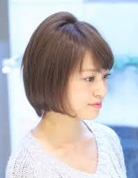 ブローでトップふんわりボブショートwa 421 ヘアカタログ髪型